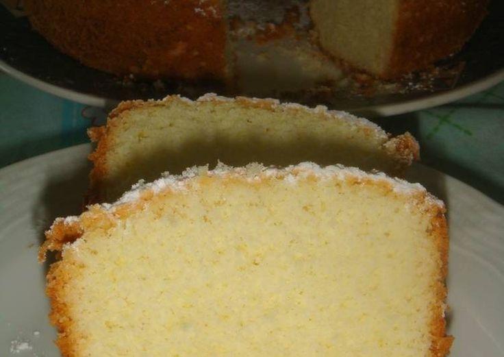 Torta super esponjosa