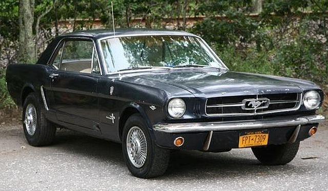 The Original Stallion A 1964 Mustang