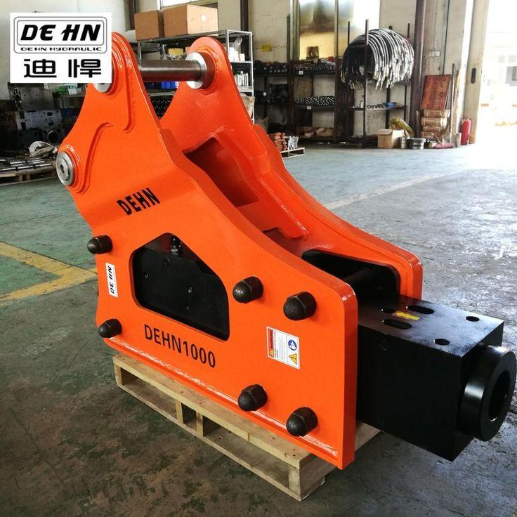 vacuum excavator machine hydraulic breaker hammer