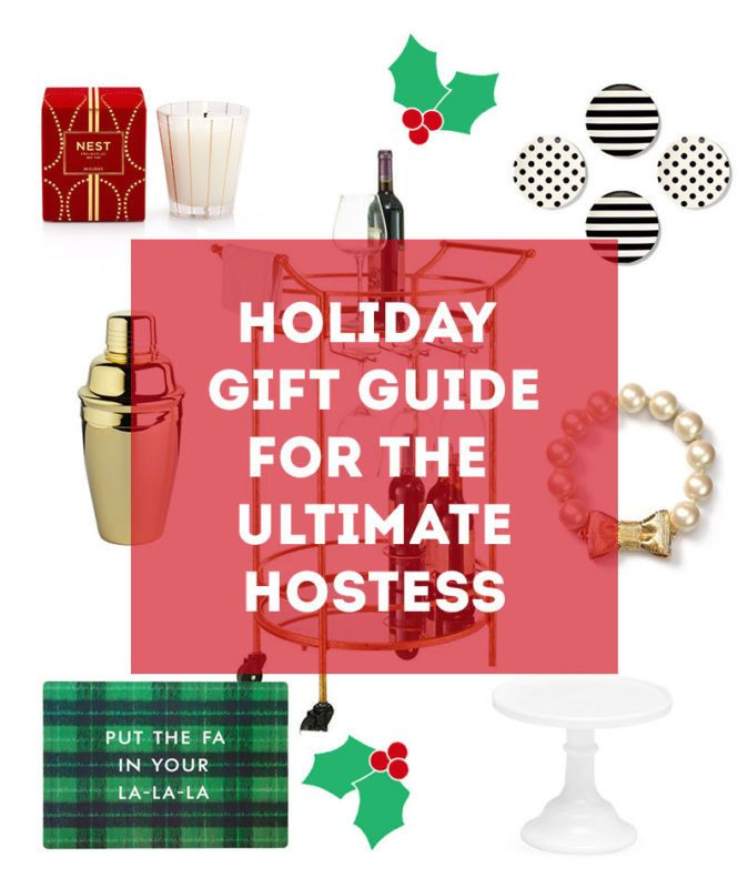Holiday Gift Guide For The Ultimate Hostess The O 39 Jays
