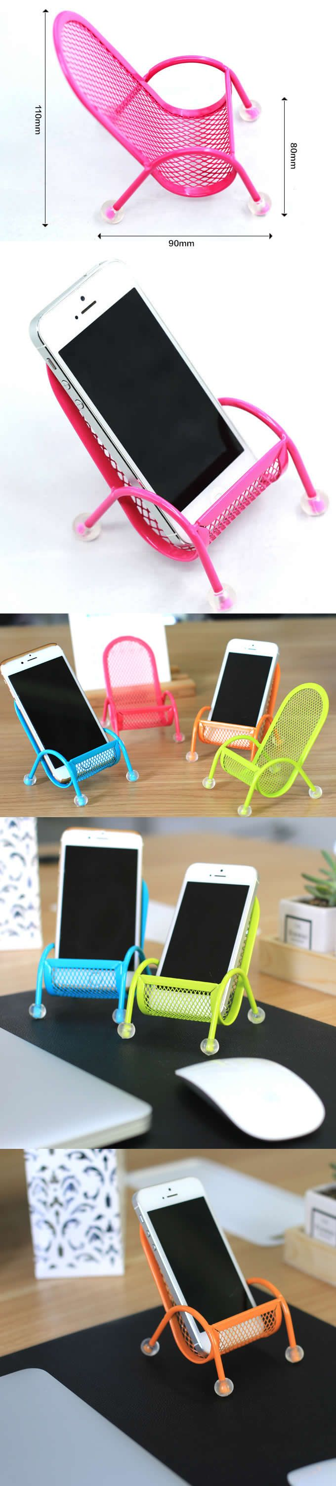 Beach Chair Cell Phone Stand More