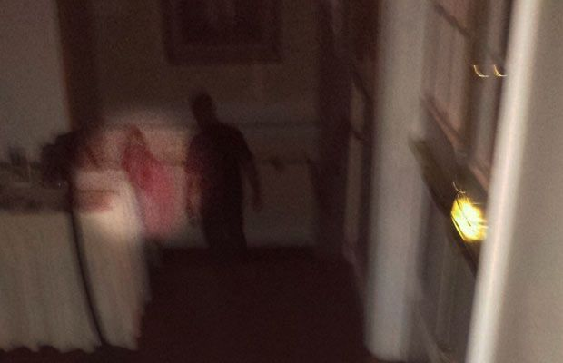 "Spirits of the Stanley Hotel: Ghost of ""Lucy"" Photographed at Haunted Hotel That Inspired ""The Shining"""