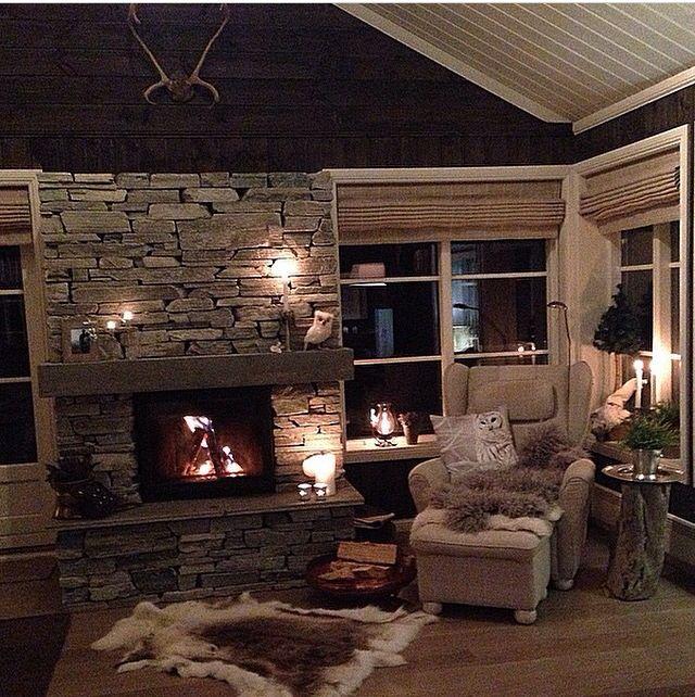 Inspirasjon til hytte/ hagestue