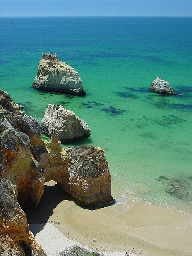 Prainha, Alvor. Portugal My favorite beach ever!
