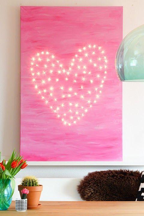 17 beste afbeeldingen over canvas op pinterest doek lichten kinderen canvas en canvasschilderijen - Hang een doek ...