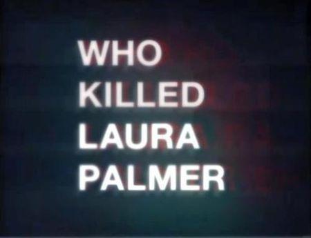 """""""She's dead...wrapped in plastic!"""" Twin Peaks"""