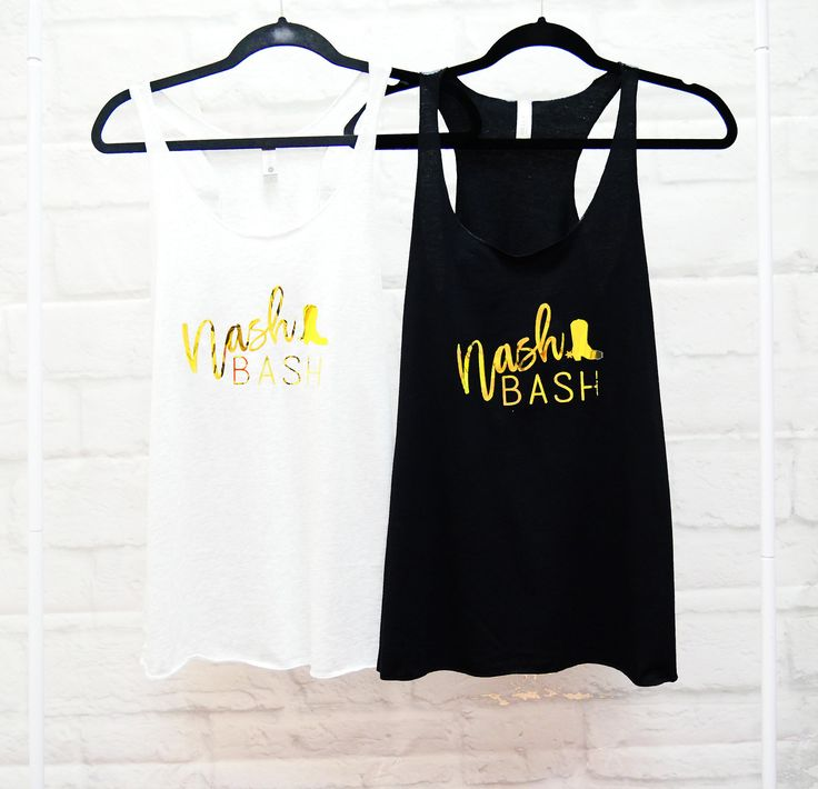 Nashville Bachelorette Shirts - Bachelorette Party Shirts Nashville - Bachelorette Tank Top by BTSapparel on Etsy https://www.etsy.com/listing/514945724/nashville-bachelorette-shirts