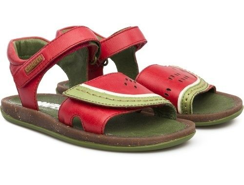 Totally love these girls Camper Sandals - Yum!