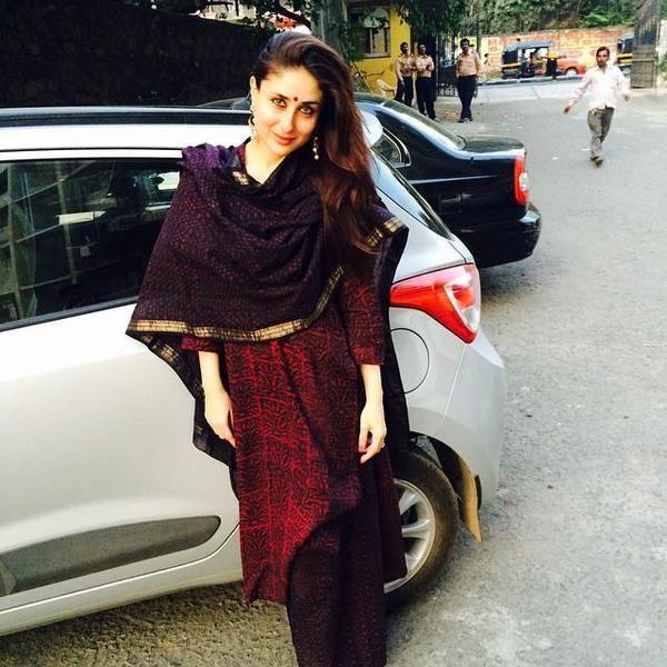 Kareena Kapoor Khan attends SIL Soha's mehendi ceremony   PINKVILLA