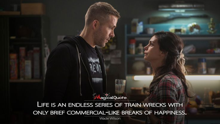 Movie Quote #8 Deadpool – Review Mania