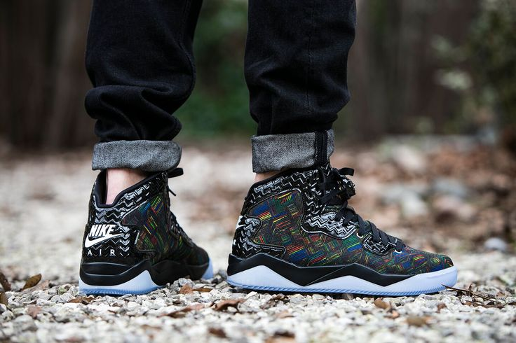 Air Jordan Spike Forty Bhm