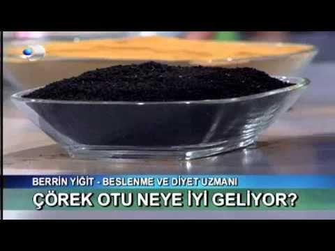 Çörek Otu Neye İyi Geliyor (Gastroenteroloji Mide, Bağırsak ve Karaciğer) Dahiliye (İç Hastalıkl - YouTube