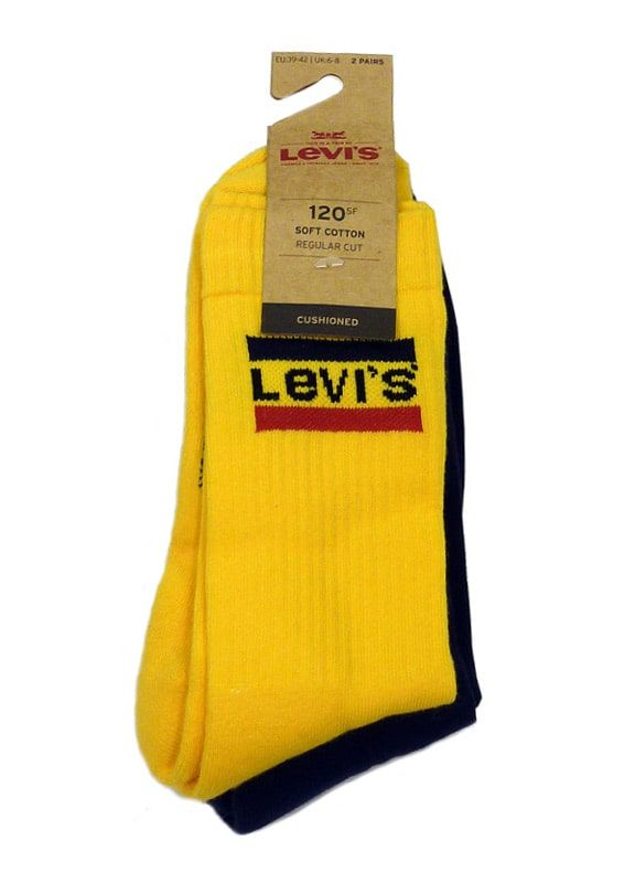 2 Pack Calcetines Levi s Soft Cotton Y Bl  3f3e7476251
