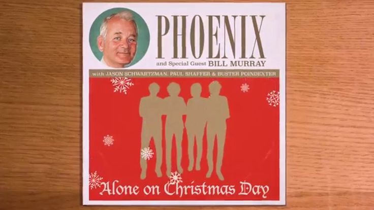 "Phoenix release ""Alone on Christmas Day"", a cover of a long-lost Beach Boys holiday track from 1979 that was never formally released. Phoenix's version featu..."