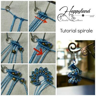 Le gioie di Happyland: Spirale macramè