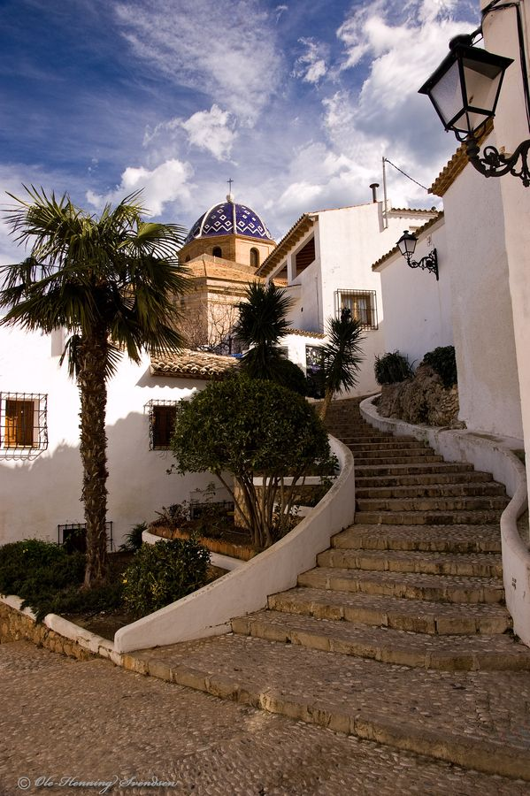 Environment from Altea, Spain