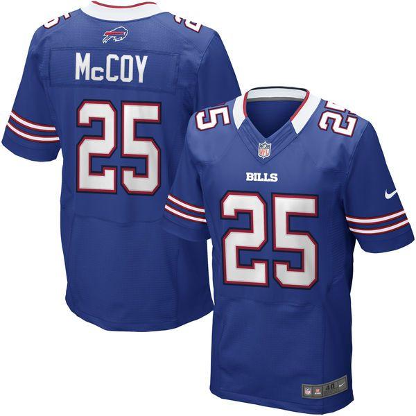 LeSean McCoy Buffalo Bills Nike Elite Jersey - Royal - $294.99