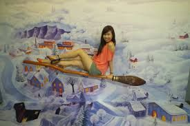 SINGAPORE TRICK EYE MUSEUM    ADULT SGD 21, CHILD SGD 20    More Info : GANIA TOUR  & TRAVEL Office                    :  Ruko Bintara Mas                                 Jl.Bintara Raya No.3 Bekasi Barat 17140   Phone                   :  021-88968918   Mobile                   :  08978208566   E-mail                   :  ganiatour@yahoo.com  