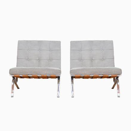 Lounge Stühle Von Robert Haussmann Für De Sede, 2er Set Jetzt Bestellen  Unter: Https