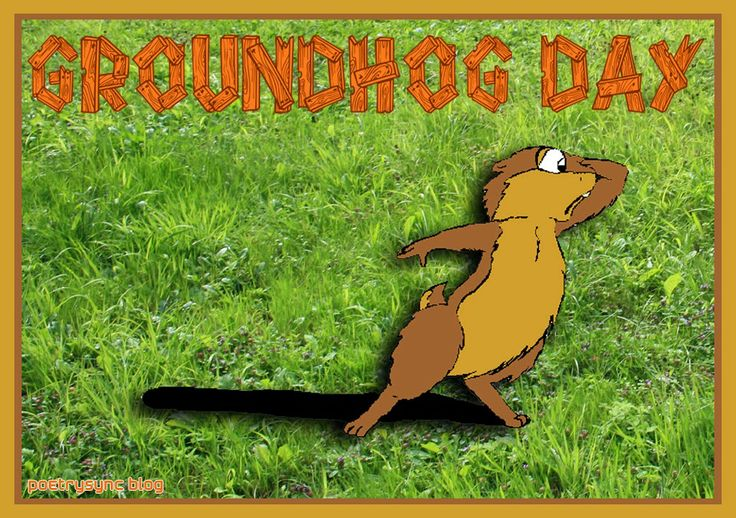 Groundhog Day Wishes eCard Image and Quotes When is Groundhog Day in USA