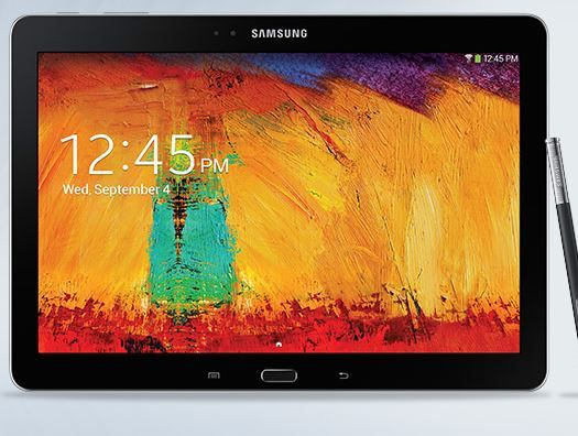 Samsung Galaxy Tablet is great option for reading eBooks from the Library's eMedia Catalog!