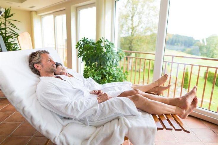 #Wellnessurlaub im Hotel Rockenschaub in Liebenau im #Muehlviertel