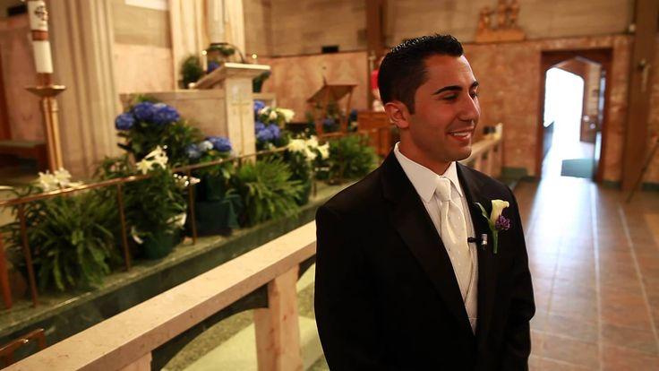 Justina & Tom's NJ Same Day Edit Wedding Video at The Park Savoy, Florha...
