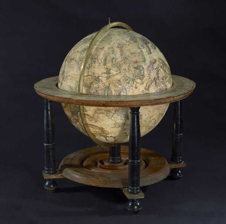 The 429 best Antique Maps   Globes images on Pinterest   Maps     A Map Library Is Digitizing Its Rarest Globes as 3D Models