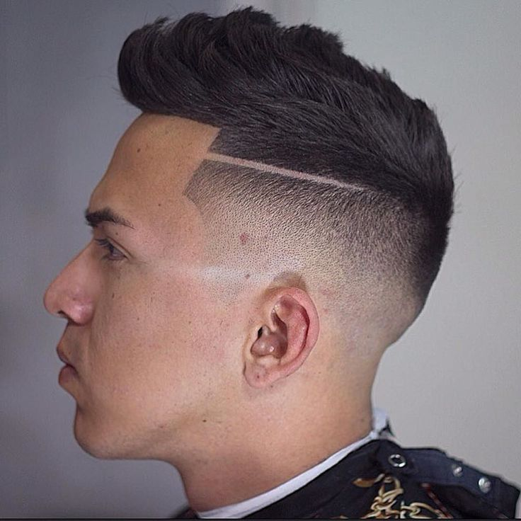The Fauxhawk (aka Fohawk) Haircut