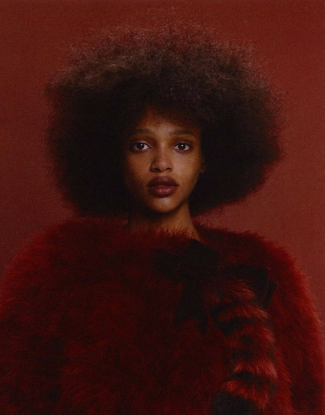"""driflloon: """"obsessions : aya jones for self-service fw15 """""""