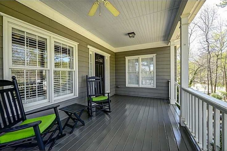 19 best images about exterior house paint on pinterest for Craftsman style screened porch