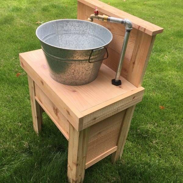 Ryobi Nation Garden Outdoor Sink Outdoor Sinks Garden Sink Outdoor Kitchen Sink