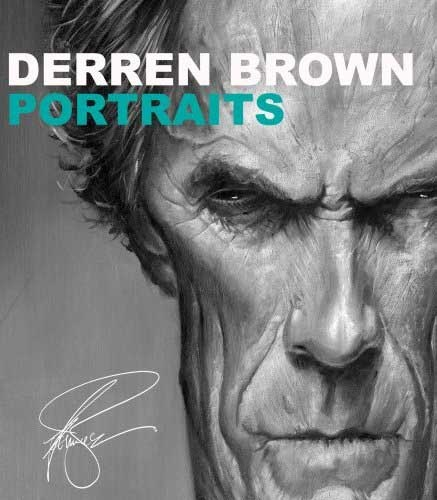 Derren Brown - 'Portraits' bok