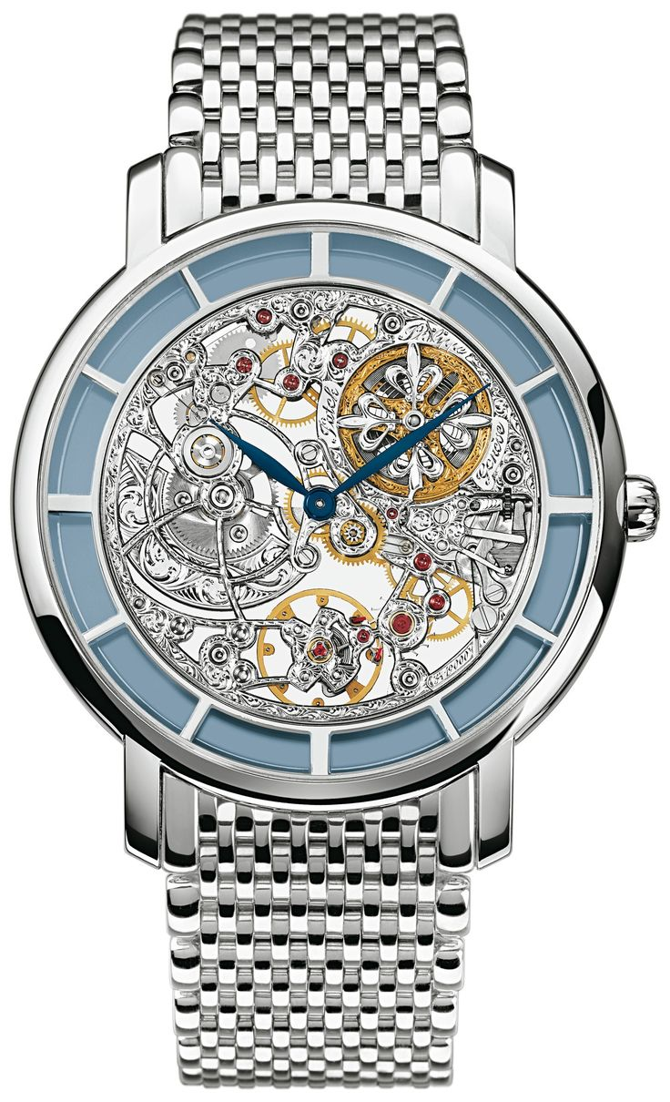 Patek Philippe~ probably couldn't tell the time but would sure be stunning while clueless.