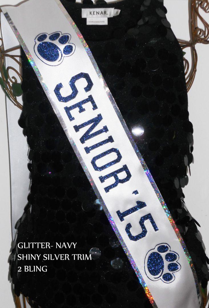 Ultimate Classroom Design ~ Graduation senior prom moms to be sashes