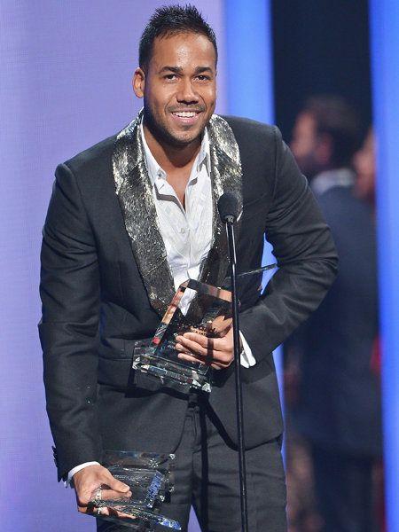 Romeo Santos Won Big At The 2015 Billboard Latin Music