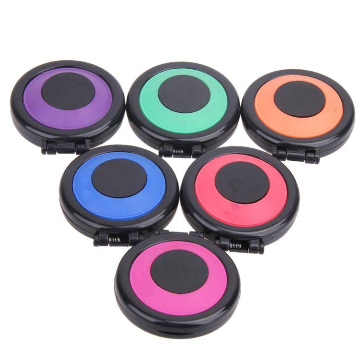 6 Colors/set Temporary Hair Dye Professional Hair Dye Powder Hair Chalk Color Set Non-toxic Red Pink  Purple Orange Green Blue