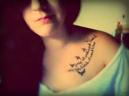Image result for butterfly collar bone tattoos