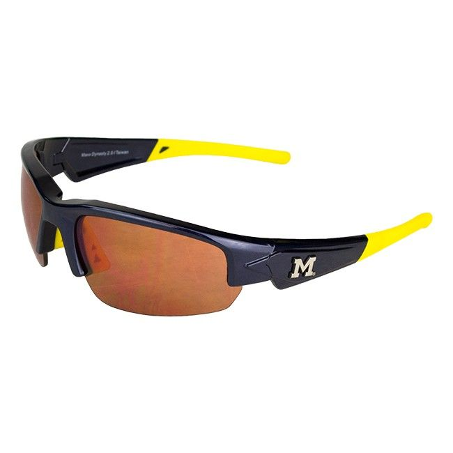 University of Michigan Maxx Sunglasses At campus Den