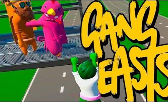 ME SALVAAAAAA!!! | Gang Beasts