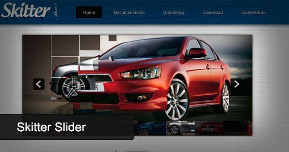 10 Excelentes Slider show para utilizar en tu web