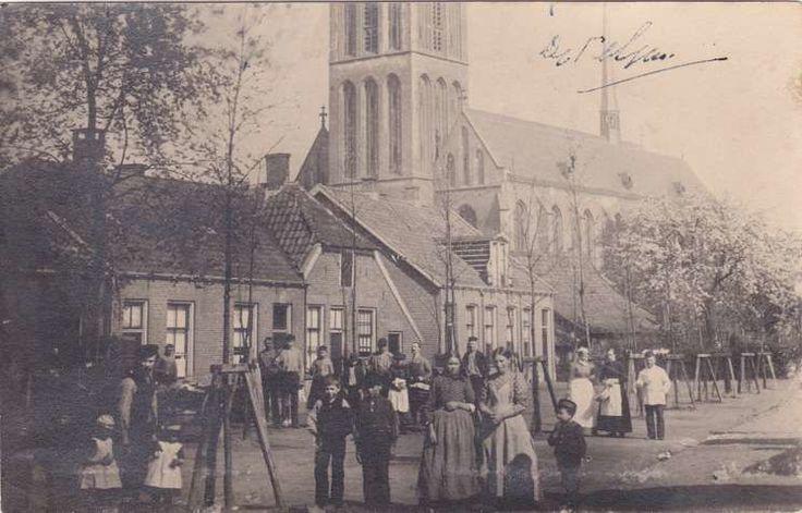 Telgen Hengelo (jaartal: 1900 tot 1910) - Foto's SERC