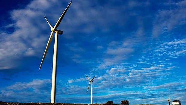 A new study has found that 63 per cent of Australia's 49 wind farms have never been the subject of any health complaint from nearby residents.