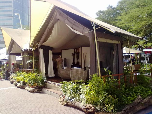 Canvas and Tent   Luxury Tents - Home