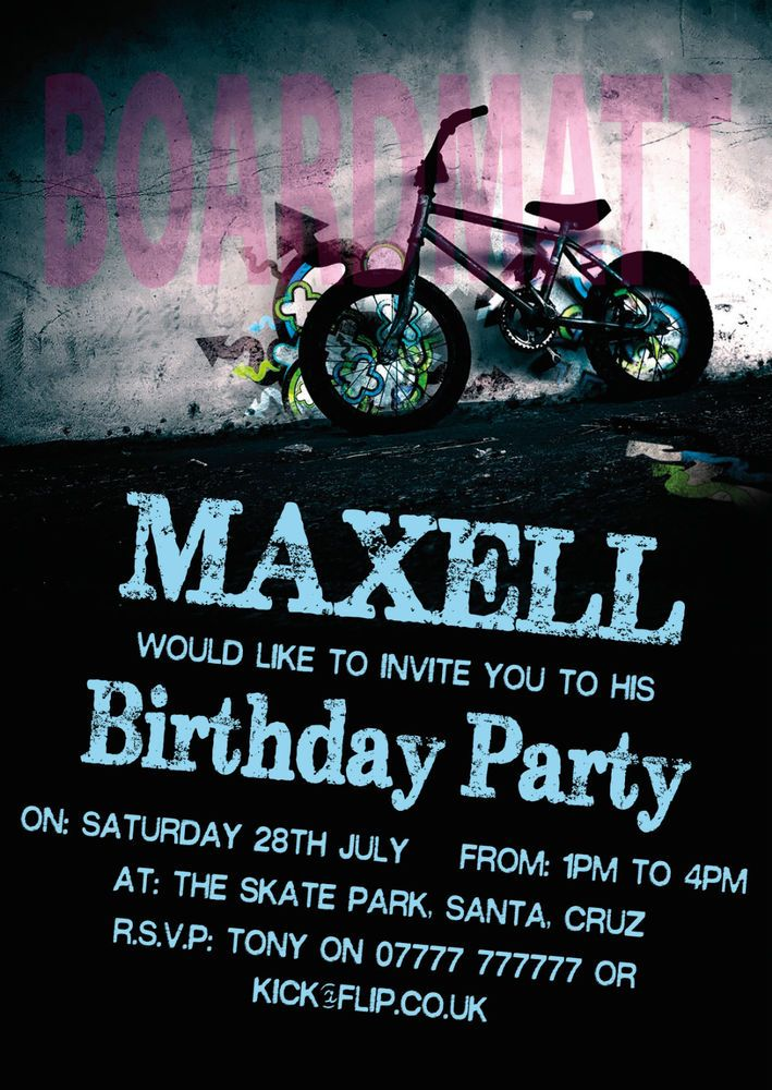 25 best ideas about Personalised Party Invitations – Personalised Party Invites Uk