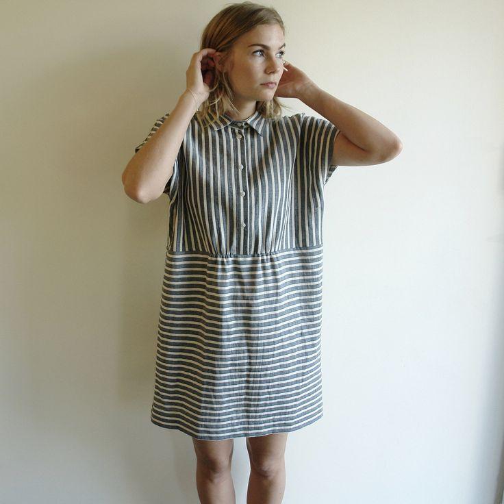 Stripe Dress by Carleen