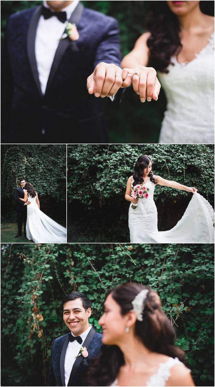 Fotografía Matrimonio Centro de Eventos Antupirén