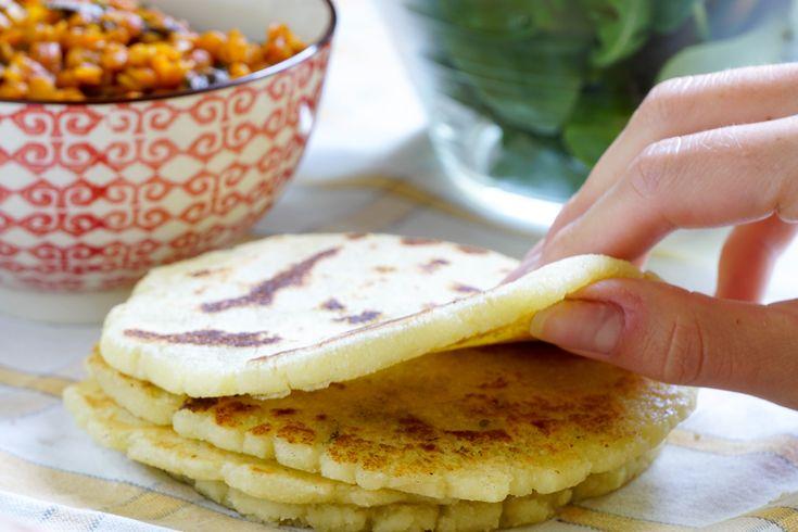 Recept på stekpannebröd som är utan nötter, gluten, ägg och mjölk. Med andra ord lämpligt för de som följer AIP-kost eller har allergier.