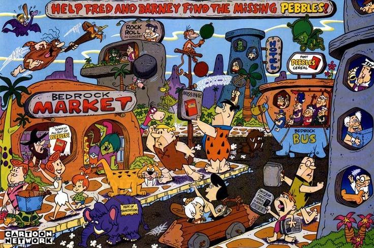 Zeichentrickfiguren 1980