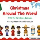 Tell your students to pack their bags!!! This unit is a super fun and educational introduction to teaching Christmas traditions in different countr...
